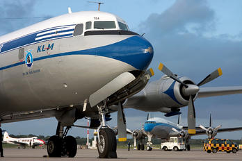 G-APSA - Air Atlantique Douglas DC-6A