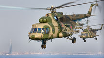 10 - Russia - Air Force Mil Mi-8MTV-5 aircraft