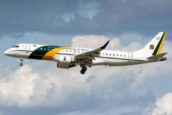FAB2591 - Brazil - Air Force Embraer ERJ-190-VC-2