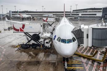 VH-EBV - QANTAS Airbus A330-200