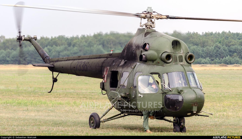 Poland - Army 7336 aircraft at Poznań - Kobylnica