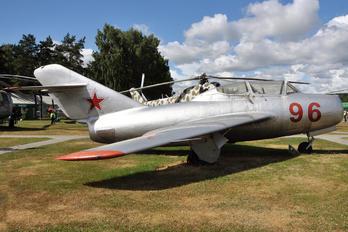 96 - Belarus - Air Force Mikoyan-Gurevich MiG-15 UTI