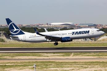 YR-BGJ - Tarom Boeing 737-800