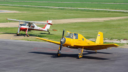 OM-HJX - Aero Slovakia Zlín Aircraft Z-37A Čmelák