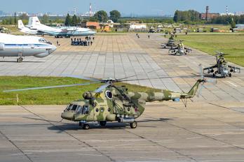RF-95591 - Russia - Air Force Mil Mi-8AMTSh-1
