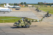 RF-95591 - Russia - Air Force Mil Mi-8AMTSh-1 aircraft