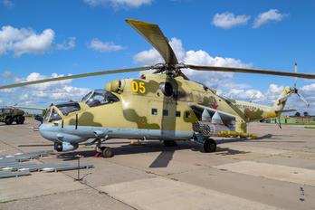 RF-91259 - Russia - Air Force Mil Mi-24P