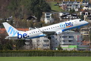 G-FBJD - Flybe Embraer ERJ-175 (170-200) aircraft