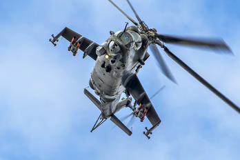3365 - Czech - Air Force Mil Mi-24V