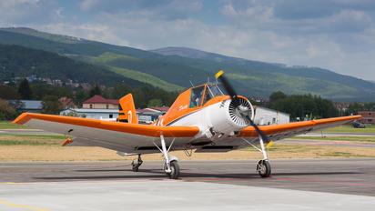 OM-CJA - Aeroklub Dubnica nad Vahom LET Z-37 Čmelák