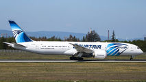 SU-GER - Egyptair Boeing 787-9 Dreamliner aircraft