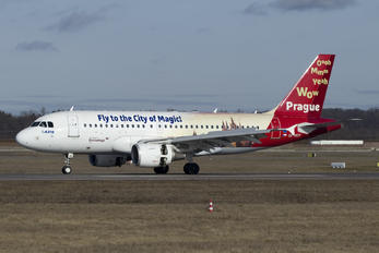 OK-NEP - Eurowings Airbus A319