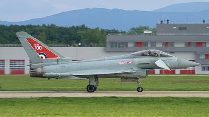 ZK318 - Royal Air Force Eurofighter Typhoon