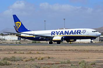 EI-GDT - Ryanair Boeing 737-8AS