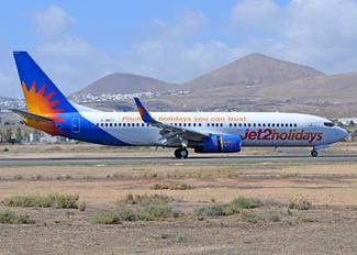 G-DRTT - Jet2 Boeing 737-800