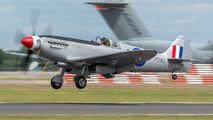 "PS915 - Royal Air Force ""Battle of Britain Memorial Flight&quot Supermarine Spitfire PR.XIX aircraft"
