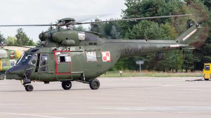 0701 - Poland - Air Force PZL W-3 Sokół