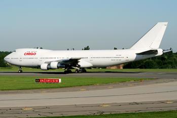 4X-AXF - El Al Cargo Boeing 747-200F