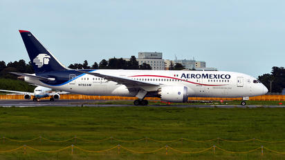 N782AM - Aeromexico Boeing 787-8 Dreamliner