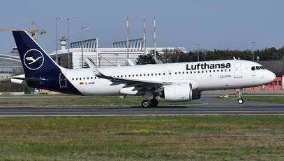 D-AINR - Lufthansa Airbus A320 NEO