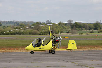 G-JWNW - Private Magni M-16 Tandem Trainer