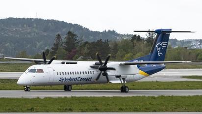 TF-FXB - Air Iceland de Havilland Canada DHC-8-400Q / Bombardier Q400