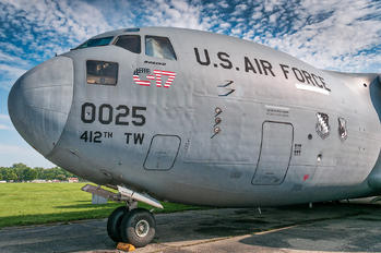 87-0025 - USA - Air Force Boeing C-17A Globemaster III