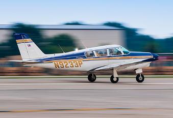 N9233P - Private Piper PA-24 Comanche