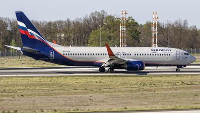 VP-BZA - Aeroflot Boeing 737-800