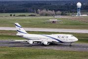 4X-ELA - El Al Israel Airlines Boeing 747-400 aircraft