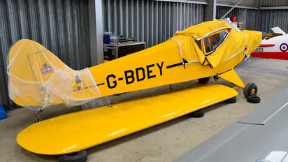 G-BDEY - Private Piper J3 Cub