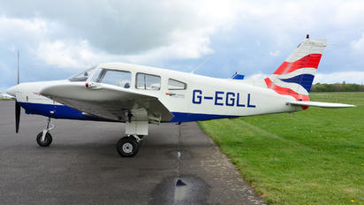 G-EGLL - Private Piper PA-28 Archer
