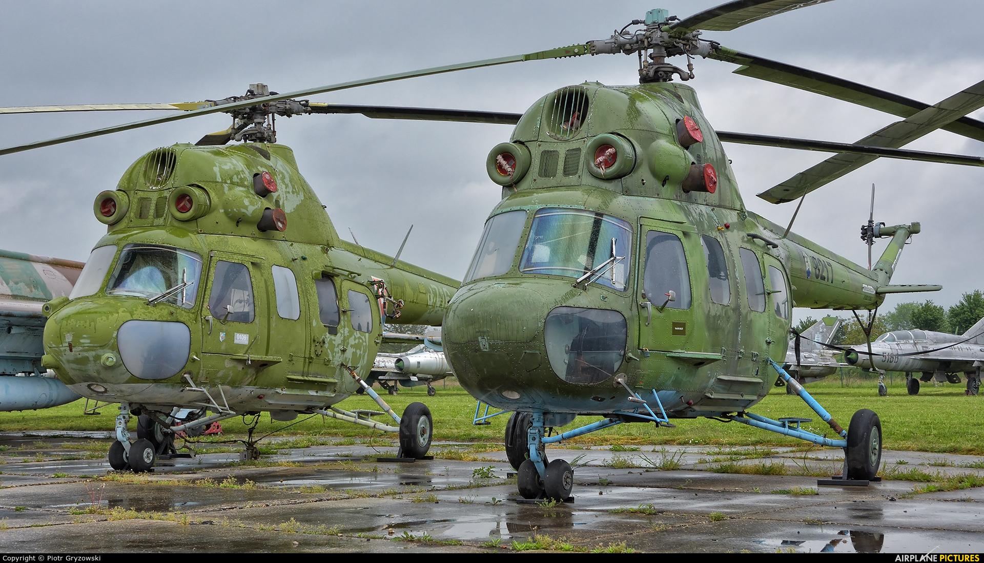 Slovakia -  Air Force 8217 aircraft at Piestany