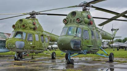 8217 - Slovakia -  Air Force Mil Mi-2
