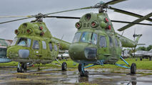 8217 - Slovakia -  Air Force Mil Mi-2 aircraft
