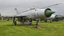 1113 - Slovakia -  Air Force Mikoyan-Gurevich MiG-21M aircraft