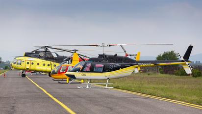 OM-GGG - Slovak Training Academy Bell 206B Jetranger III