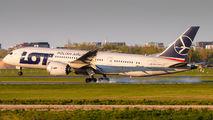 LOT - Polish Airlines SP-LRC image