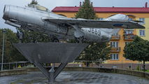 3669 - Czechoslovak - Air Force Mikoyan-Gurevich MiG-15 aircraft