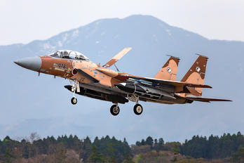 12-8076 - Japan - Air Self Defence Force Mitsubishi F-15DJ