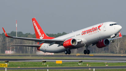 TC-COR - Corendon Airlines Boeing 737-800