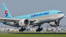 HL8005 - Korean Air Cargo Boeing 777F aircraft