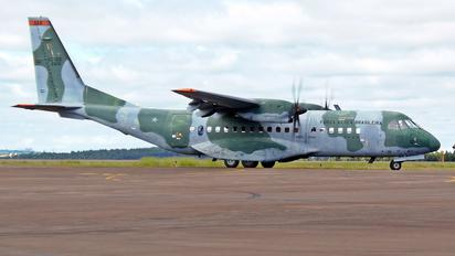 FAB2810 - Brazil - Air Force Casa C-105A Amazonas