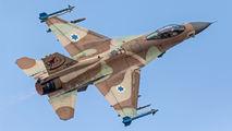 356 - Israel - Defence Force General Dynamics F-16C Barak aircraft