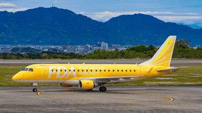 JA07FJ - Fuji Dream Airlines Embraer ERJ-175 (170-200)