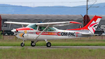 OM-PAC - Compact Reims F182Q aircraft