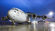 10-0221 - USA - Air Force Boeing C-17A Globemaster III aircraft