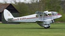G-AGSH - Private de Havilland DH. 89 Dragon Rapide aircraft