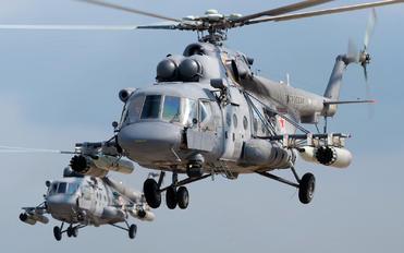 92 - Russia - Air Force Mil Mi-8AMT