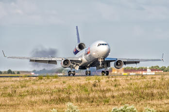 N522FE - FedEx Federal Express McDonnell Douglas MD-11F